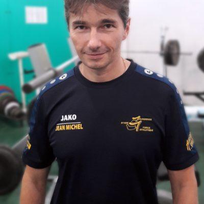 J-M Parrot - coach sportif Vaulabelle Form
